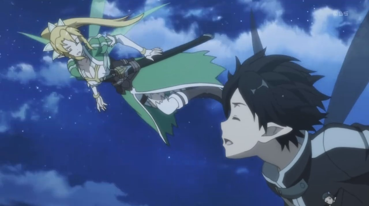 Sword Art Online – Episódio 17