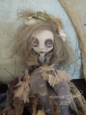 pond corpse lulusapple lulu lancaster art dolls