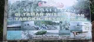 Tiket Masuk Pantai Mutun Dan Pulau Tangkil Lampung