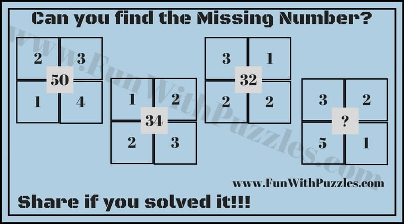 Fun Maths Number Brain Teasers for Kids with Answers and Explanation ...