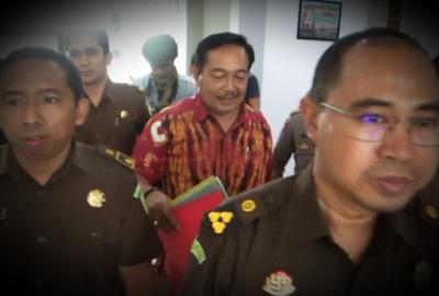 Mark Up Pengadaan Bibit Tanaman Hias, Kadis LH Magetan Ditahan