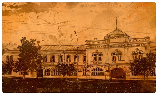 04-Evgeniy-Rodionov-Евгений-Родионов-Architectural-Drawings-with-a-Striking-Background-www-designstack-co