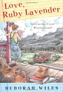 https://www.amazon.com/Love-Ruby-Lavender-Deborah-Wiles/dp/0152054782/ref=sr_1_1?s=books&ie=UTF8&qid=1466719217&sr=1-1&keywords=love+ruby+lavender+by+deborah+wiles