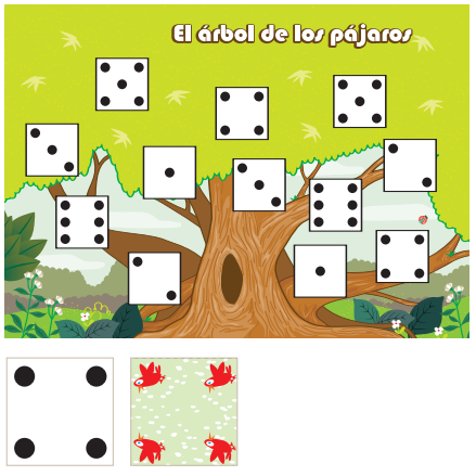 Recursos Matematicos El Arbol De Los Pajaros Nivel Inicial
