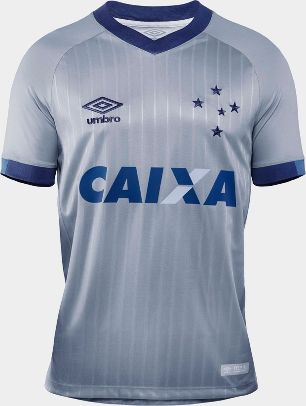 Umbro lança a nova terceira camisa do Cruzeiro - Show de Camisas 88f214df0793c