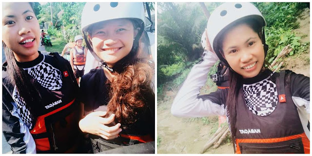 canyoneering cebu, Badian