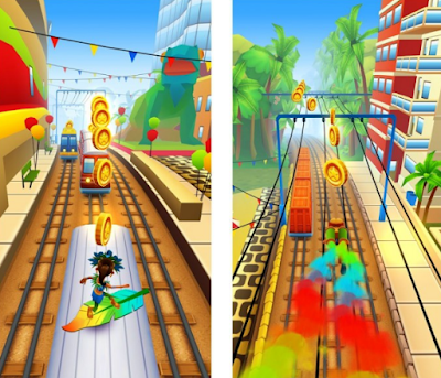 Download Subway Surfers v1.59.1 Mod Coins