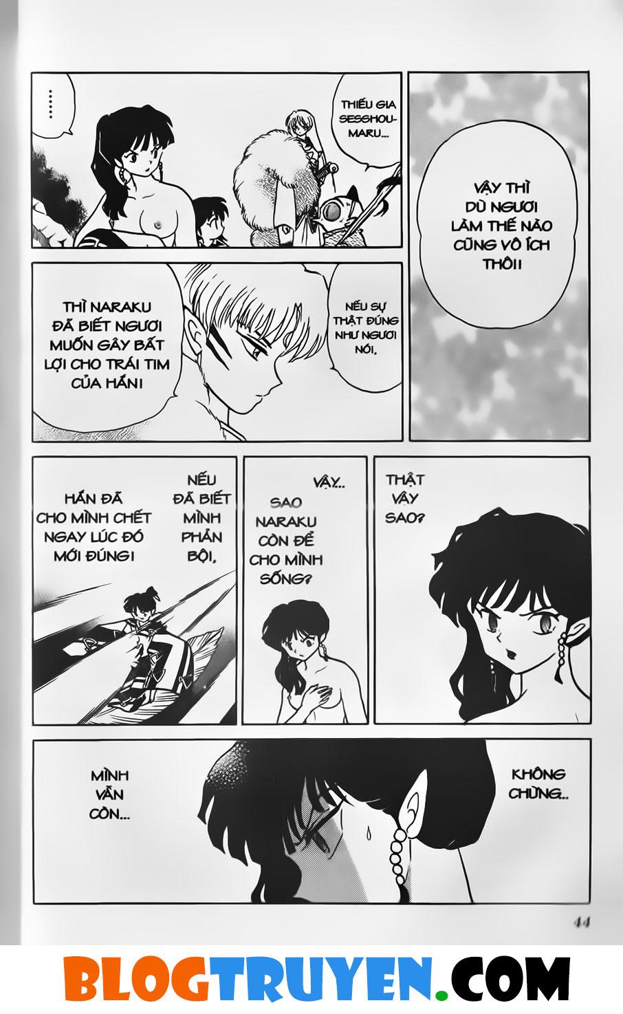 Inuyasha vol 36.3 trang 5