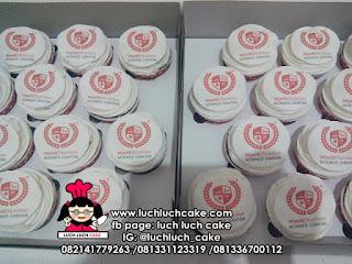 Cupcake Logo Untuk Acara