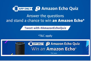 All answers pf amazon echo quiz