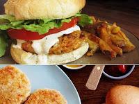 Recipe Chicken Burgers