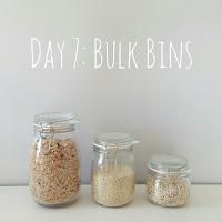 Day 7: Bulk Bins