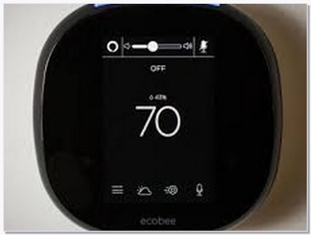 thermostat compatible with amazon alexa