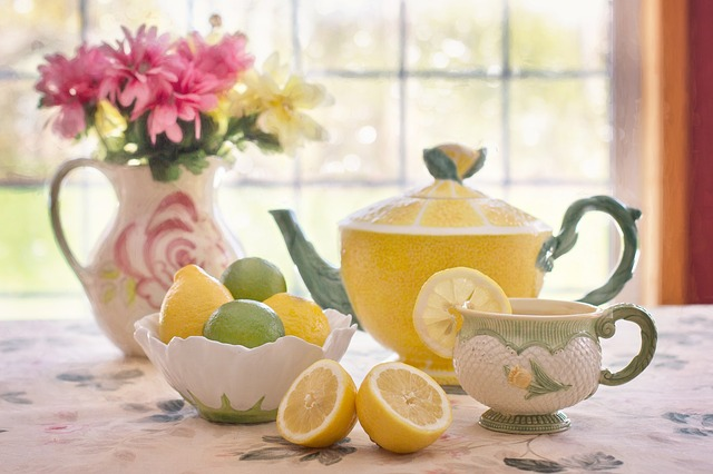 manfaat Buah Lemon dan Jeruk Nipis