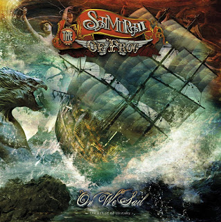 The Samurai Of Prog - 2017 - On We Sail
