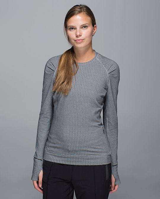 lululemon herringbone think fast