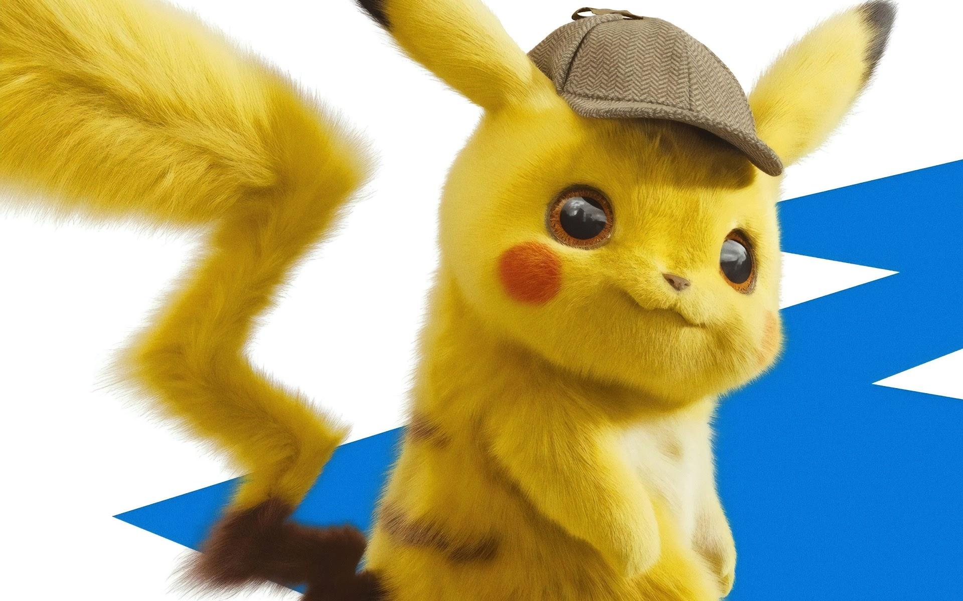 Detective Pikachu, 4K, #64 Wallpaper