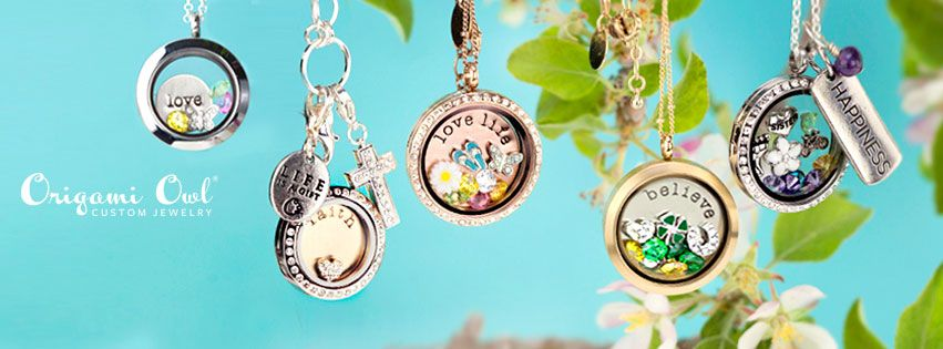 Bella and Chrissy Weems share The Origami Owl Owlette Program ... | 315x851
