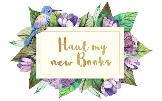 Haul my new Books // Book Haul #1