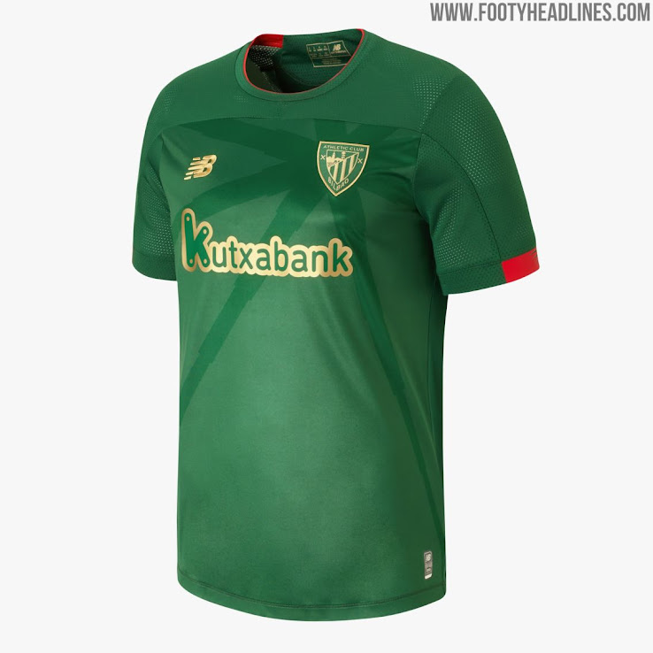 f9b32c9b ... Athletic Club 2019-2020 away jersey by New Balance. +1. 2 of 2. 1 of 2