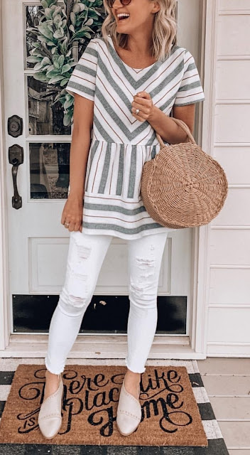Gorgeous Spring Fashion Outfits Ideas