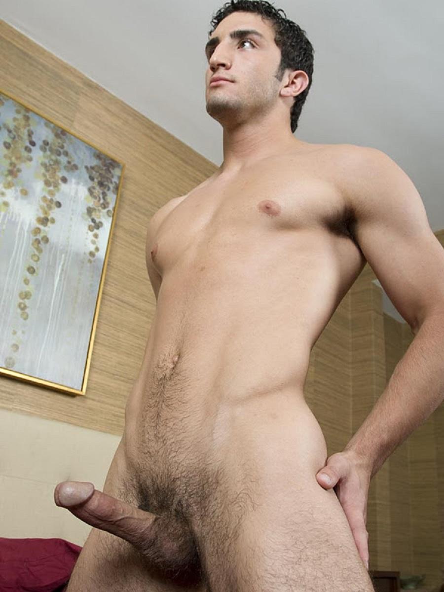 Playgirl erection