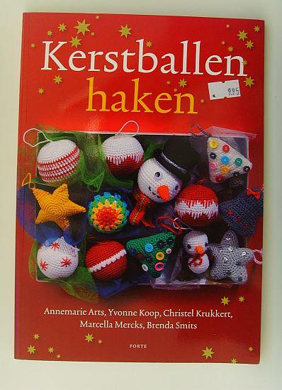 Kerstballen Haken Boekje Archidev