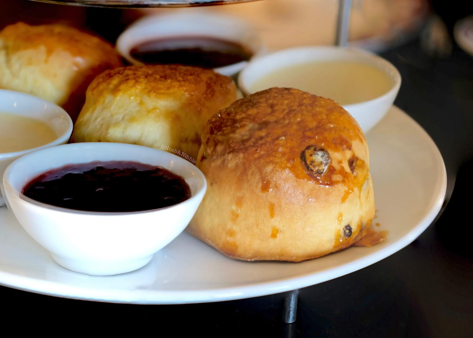 Fairmont Empress | Tea at The Empress Review | Signature Empress Raisin Scone