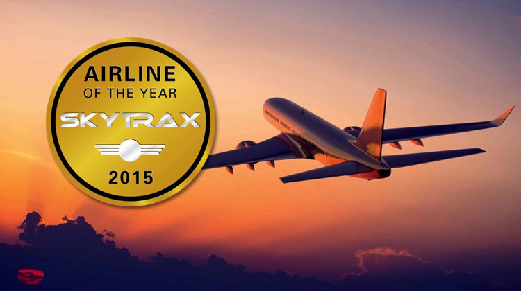 worlds best airline in 2015 - sky trax awards - travel and tourism