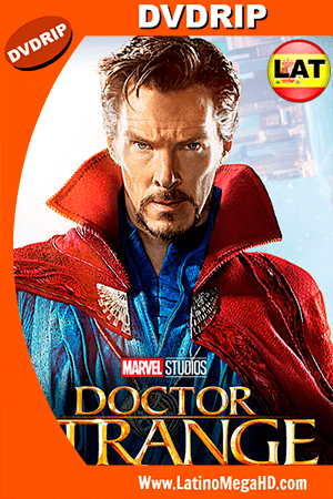 Doctor Strange (2016) DVDSCR Latino ()