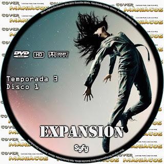 GALLETA[SERIE TV] EXPANSION/THE EXPANSE TEMPORADA 3