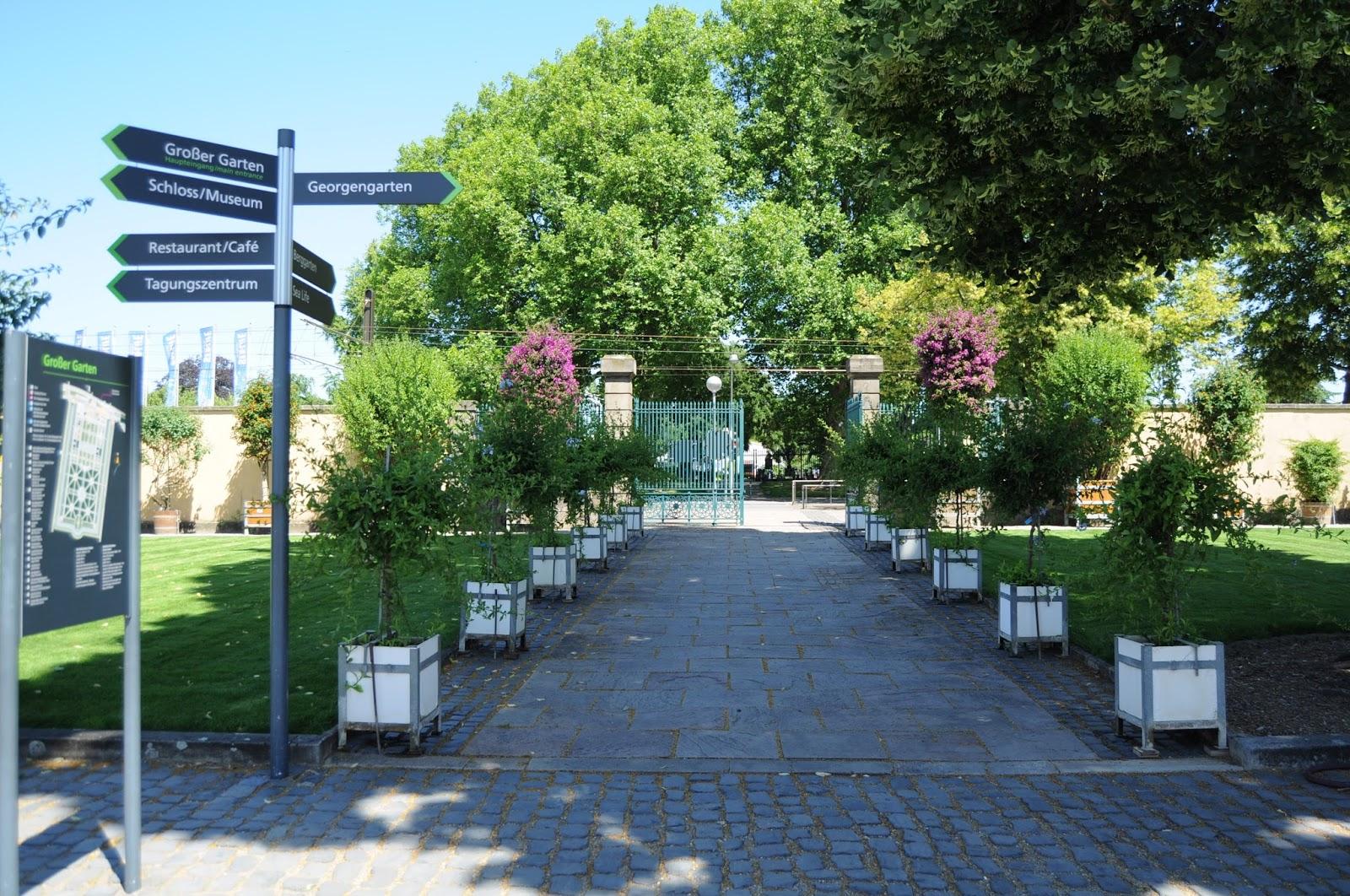Herrenhauser Gardens, Hannover || Wanderwings
