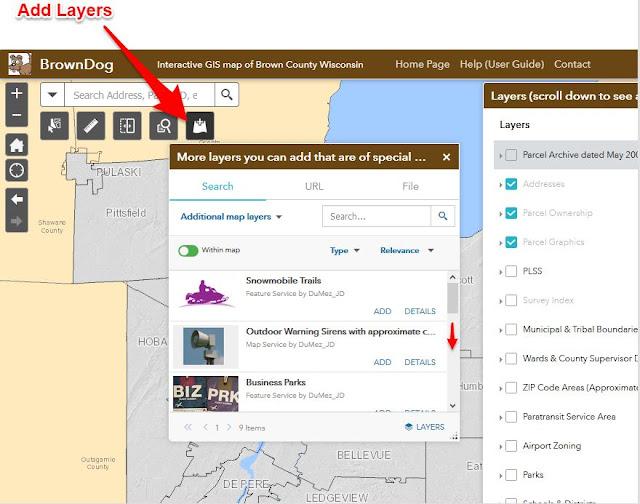 https://browncounty.maps.arcgis.com/apps/webappviewer/index.html?id=61fba3fd419045e48aa6ba759838387c