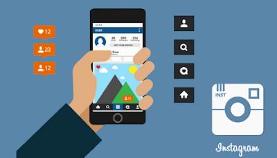 penggunaan instagram untuk bisnis