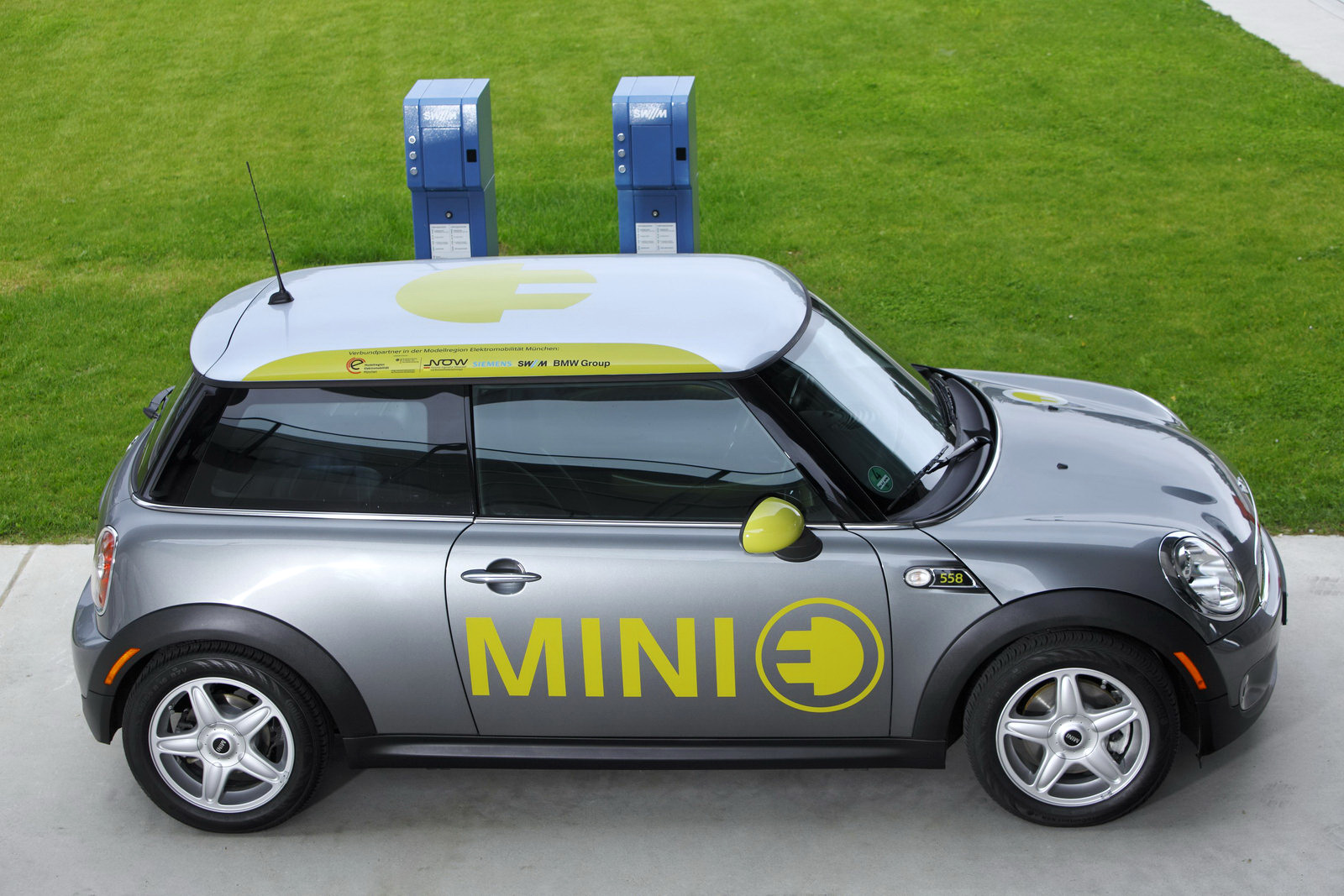 Bmw To Launch Electric Mini Amp X3 Suv As An Answer To