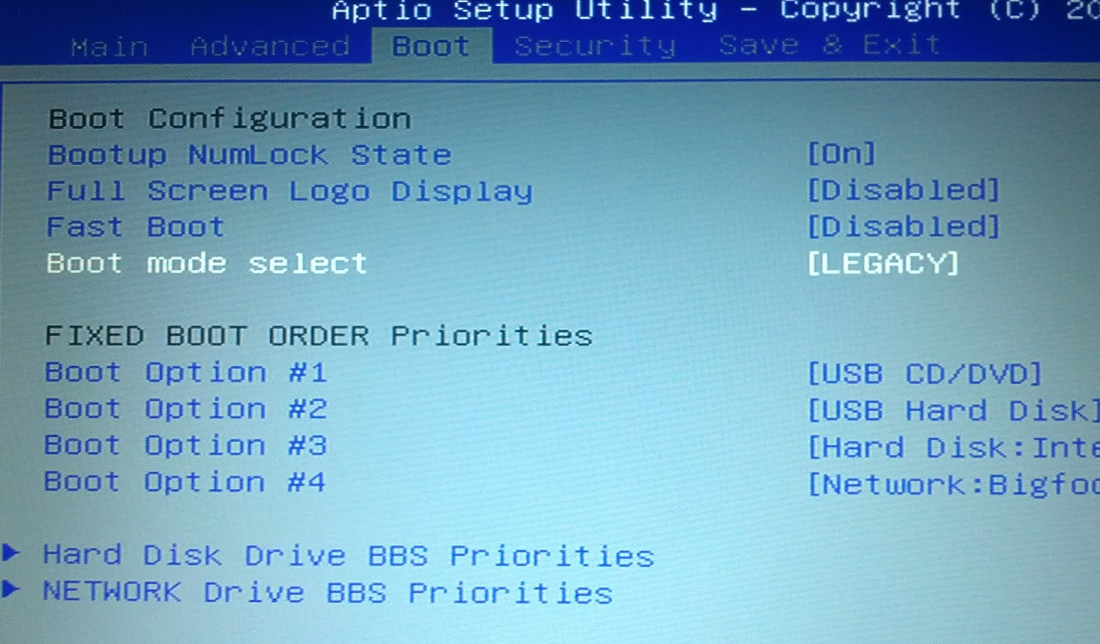 linux on msi gs70: setup dualboot with Ubuntu 12 04 3 - try 1