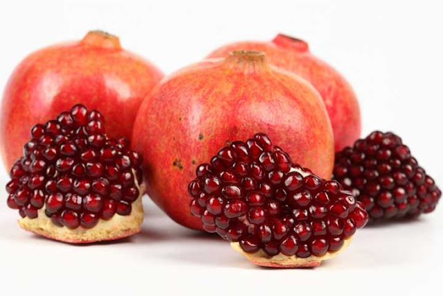 الفوائد الصحية لزيت بذور الرمان