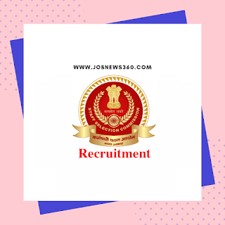 SSC Recruitment 2019 for Non-Teaching Staffs