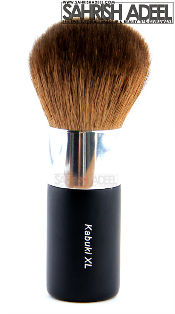 Full Coverage Kabuki Brush by Mineral Hygienics
