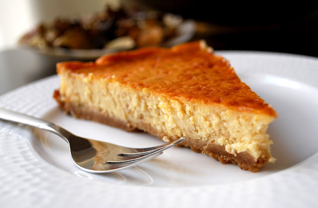 Taze İncirli Cheesecake
