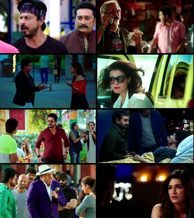 Dilwale 2015 Hindi 480p DVDRip 400mb