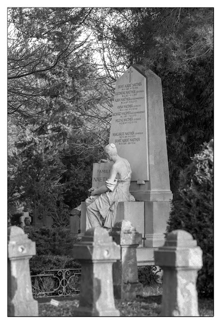 Familiengrab Naether Johannisfriedhof Zeitz