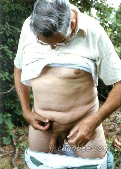 men nuded old