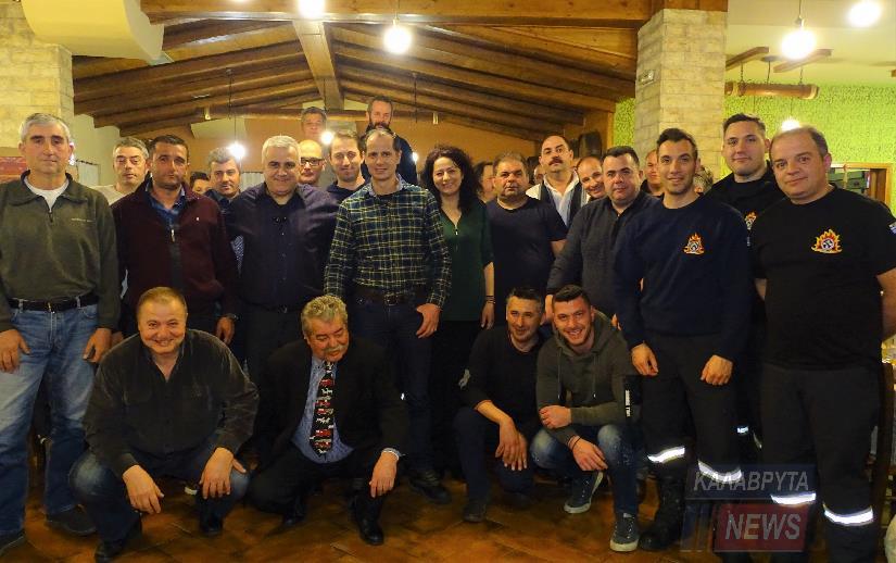 Ο τ. Διοικητής Χ.Γιαννάκης αποχαιρέτησε φίλους και συναδέλφους (ΦΩΤΟ)