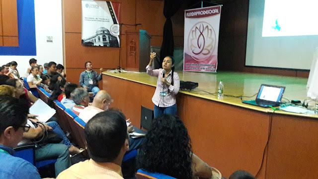 #CF | Gestores Sociales e Institucionales de NdeS se capacitan sobre Proyectos para el fortalecimiento de sus capacidades #RSY