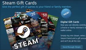 Steam Wallet gift card free of cost we give best Steam Wallet gift cards hack online. Steam Wallet gift cards generator actually works