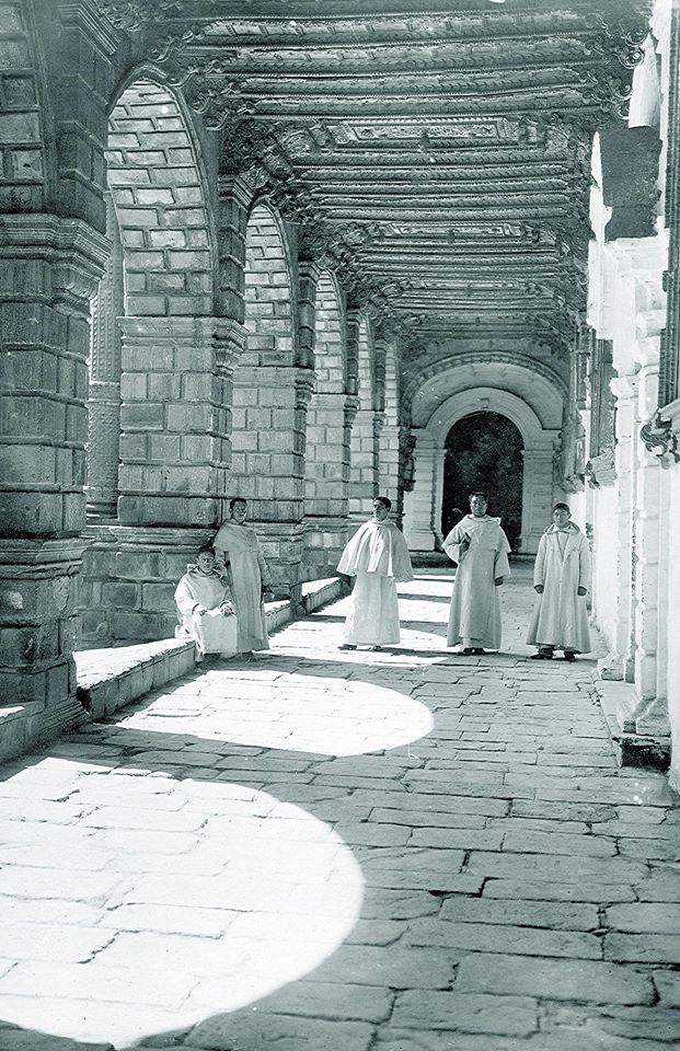 Portales del Convento de la Merced