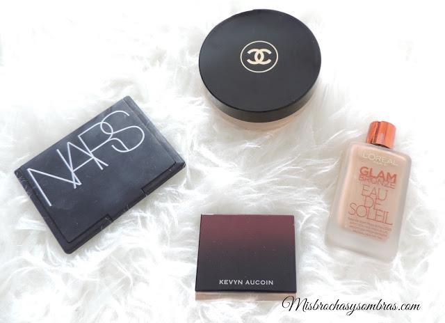 Nars-Casino-Chanel-L´oréal-Kevyn-Aucoin