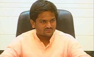 hardik patel got no support from business community