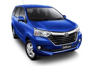 Harga Kredit Toyota Avanza Baru Toyota Tangerang